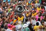 Kongres Nasional Afrika mengutuk keras penodaan kuburan Muslim