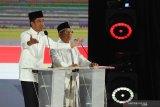 Capres Jokowi: jangan ragukan kemampuan BUMN