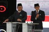 Debat Capres, Prabowo nilai perlu tiru China untuk entaskan kemiskinan
