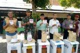 KPU-Bawaslu NTB dan TNI sidak logistik pemilu