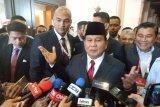 Capres Prabowo imbau warga datang ke TPS