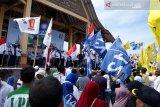 Ribuan massa hadiri kampanye Prabowo-Sandi di Karimun