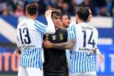 Hasil dan klasemen Liga Italia, Juventus telan kekalahan dari tuan rumah SPAL