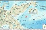 Gempa Banggai dipicu sesar aktif Teluk Tolo