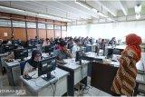 29.123 calon mahasiswa ujian tulis berbasis komputer di Unand