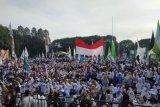 Kampanye akbar Prabowo-Sandi diawali senam sehat