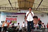 TKD Jokowi-Ma'ruf targetkan raup 70 persen suara di Kudus