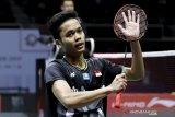 Ginting melaju  ke babak dua New Zealand Open tinggalkan Ihsan