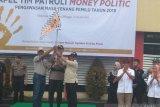 KPU turunkan tim patroli politik uang dan pengawasan masa tenang