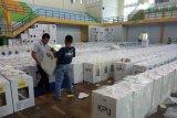 Bupati Agam monitoring kesiapan pemilu