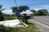 Bawaslu Kulon Progo membersihkan APK serentak di 12 kecamatan
