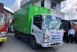 Distribusi logistik Pemilu 2019 di Yogyakarta dilakukan dua tahap