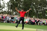 Tiger Woods mengincar Olimpiade Tokyo