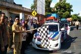 KPU Kulon Progo distribusikan logistik Pemilu 2019 di kawasan Bukit Menoreh