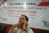 KPU Makassar  mulai sebar undangan pemilih