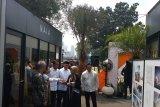 Presiden Jokowi resmikan Halal Park pertama