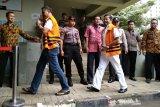 TPS 012 Guntur tempat tahanan KPK mencoblos
