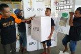 Satu TPS di NTT tunda pemungutan suara