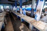 Sepi, aktivitas pedagang di Kendari setelah Pilpres