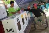 KPU: kotak suara diterima panitia kecamatan