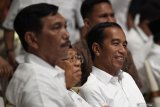 Enggan deklarasikan kemenangan, Jokowi-Ma'ruf Amin memilih tunggu penghitungan resmi KPU
