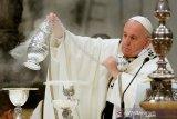 Paus Fransiskus  kunjungi Thailand dan Jepang pada November