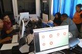 KPU Batam mulai memasukkan data Situng Pemilu