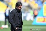 Gatusso: Milan seharusnya lebih baik antisipasi menit-menit akhir