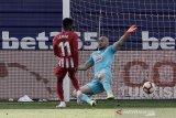 Berkat gol Lemar, Atletico Madrid tundukkan Eibar