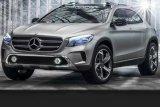 Berikut SUV terbaru dari Mercedes-Benz