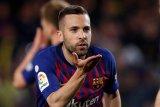 Jordi Alba sebutkan kerja keras jadi kunci untuk raih trofi