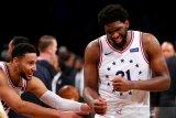Sixers perbesar keunggulan atas Nets