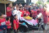 Difabel Soloraya gelar syukuran untuk kemenangan Jokowi