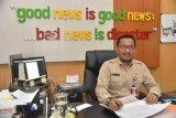 Gubernur Sumatera Utara belum terima surat pengunduran Bupati Mandailing Natal