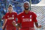Liverpool kembali puncaki klasemen  usai kalahkan Cardiff