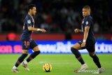 Tiga Gol Mbappel ke gawang Monaco untuk lengkapi pesta juara PSG