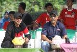 Fakhri Husaini minta pemain muda bijak pakai telepon genggam