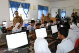 5.252 pelajar SMP di Mamuju ikuti UNBK
