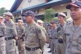 Satpol PP Paser lakukan pendataan Satlinmas untuk Pilkada