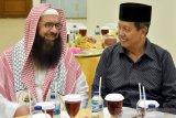 Ulama Palestina mengunjungi Masjid Agung Jawa Tengah