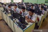 Sebanyak 17.651 siswa SMP sederajat di Pekanbaru akan ikut UN