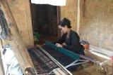 Terinspirasi Kartini, perajin tenun Badui mendunia
