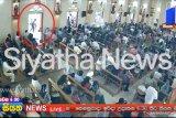 Pengadilan Sri Lanka perintahkan memindahkan makam pelaku bom Paskah