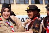 Atikoh Ganjar ingin anggota Pramuka jadi kantor berita