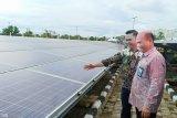 Pemerintah dorong pemanfaatan energi terbarukan tenaga surya