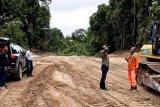 Pembukaan jalan tembus Lemo-Batapah terus digenjot