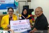 Mahasiswi FH UNILAK Ukir Prestasi di National University Debating Championship (NUDC)