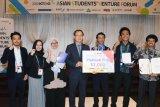 UI team bags Platinum Prize at Asian Students' Venture