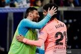 Liga Spanyol - Barcelona di ambang juara