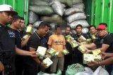Polisi gagalkan pengiriman sabu-sabu  truk kontainer